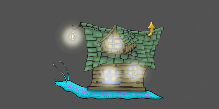 snail cottage